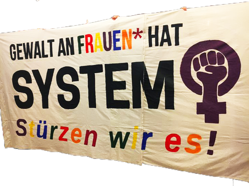 Frauen*café: Gewalt an Frauen* hat System!