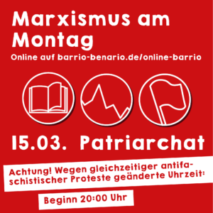 Marxismus am Montag: Patriarchat